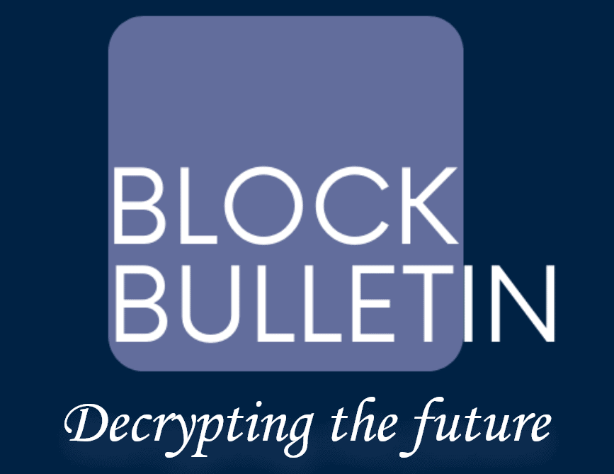 Blockbulletin, for your daily doses of blockchain and cryptocurrency news, guides and analysis